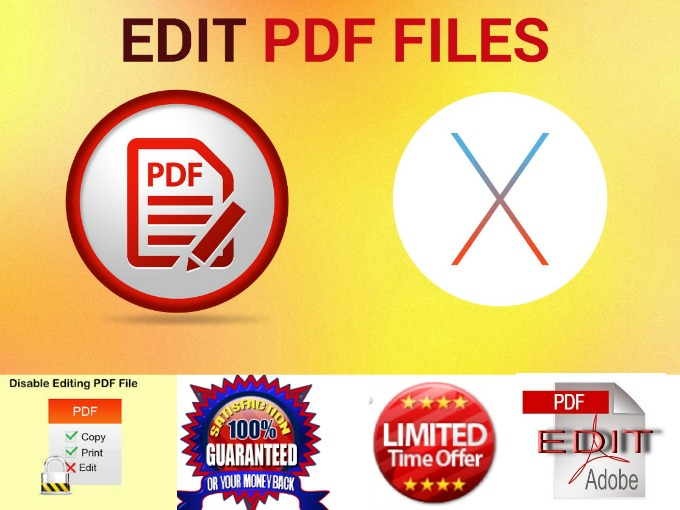 Edit Or Rewrite Your Locked Pdf Document,  Books, Salary Slip