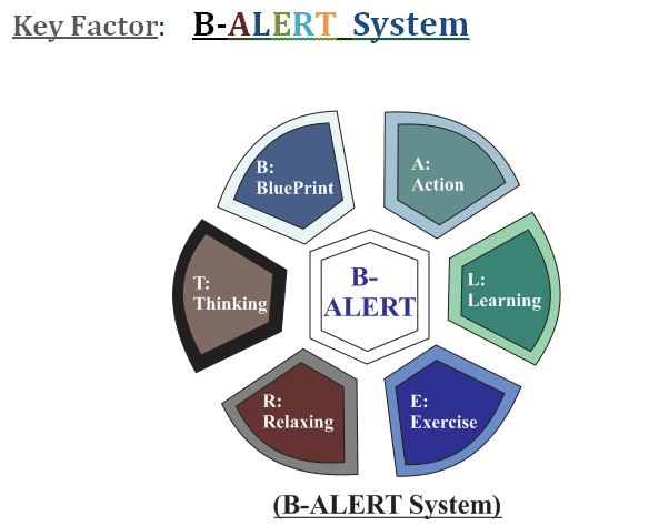 Success Key Indicators - B-ALERT System