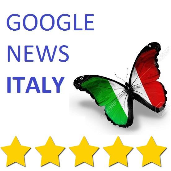 GOOGLE ITALY links or posts on Google News ITALIAN