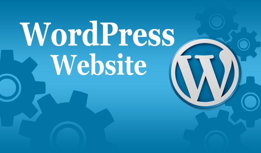 create professional seo optimized wordpress website or blog