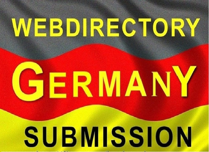 Promote your website in 40 GERMAN High PR Web Directory Submissions