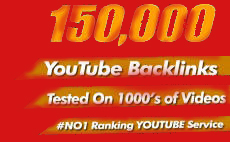 Build 150000 YouTube Video Backlinks and Ping,  to Improving SEO for 15