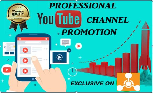 Manually create Youtube Promotion