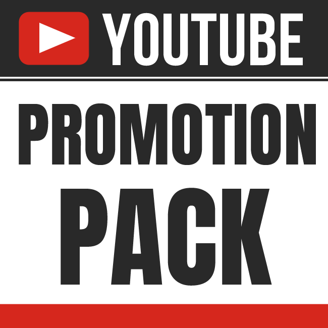 YouTube Promotion Pack