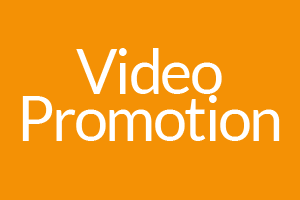 Professional video marketing campaign - Pack 1000