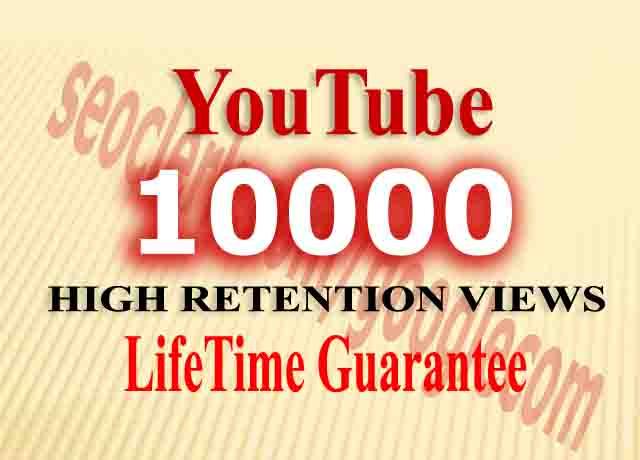 1000_HR lifetime Views+ 30Likes + 3Comments+ 3Subs