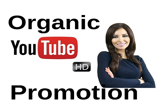 YouTube Chanel Organic Promotion