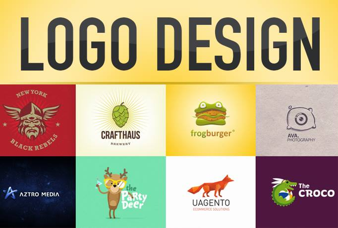 PROFESSIONAL logo samples with FREE revisions