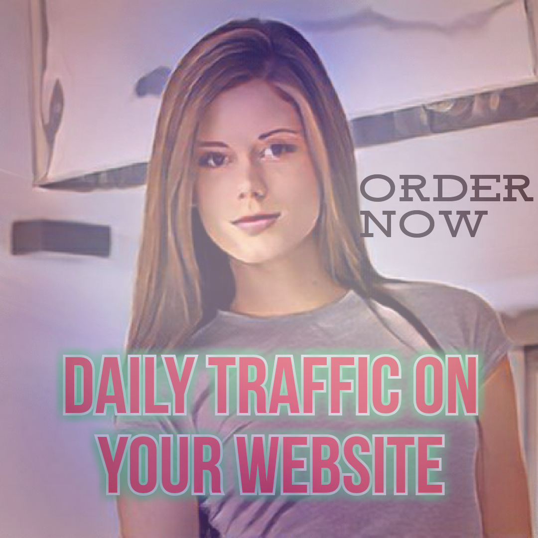 Fast 9000+ Real human traffic on your website