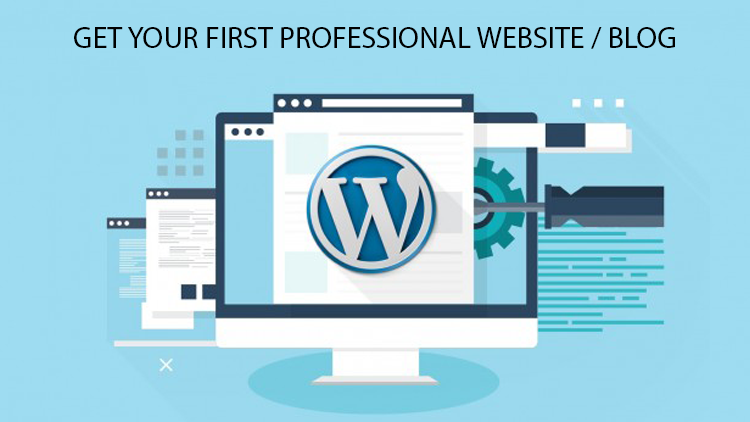 WordPress cms,  plugins and theme installation for your website