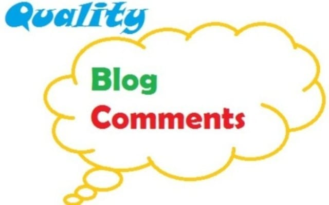 Get 30 Niche Related Blog Comments