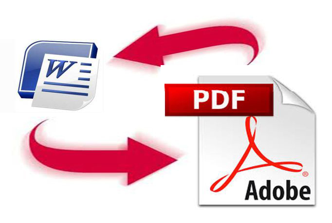 I convert PDF to Word, word to pdf within an hours