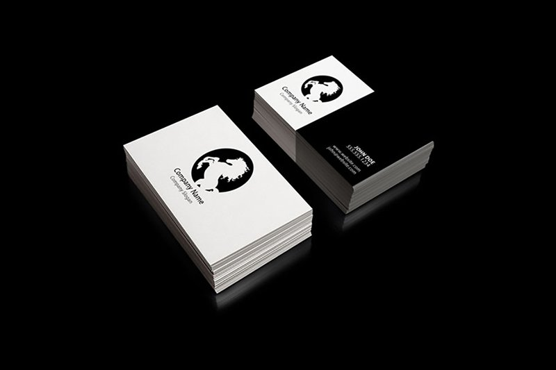 Design Your Business Cards And Letterhead