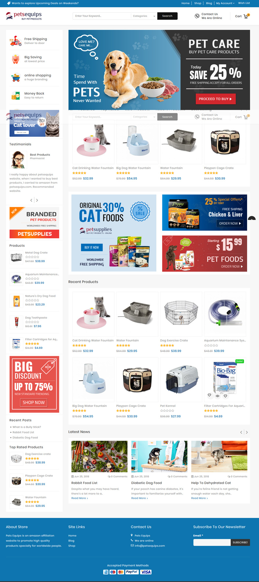 We design an affiliate website with CLICKBANK products for you - unique design