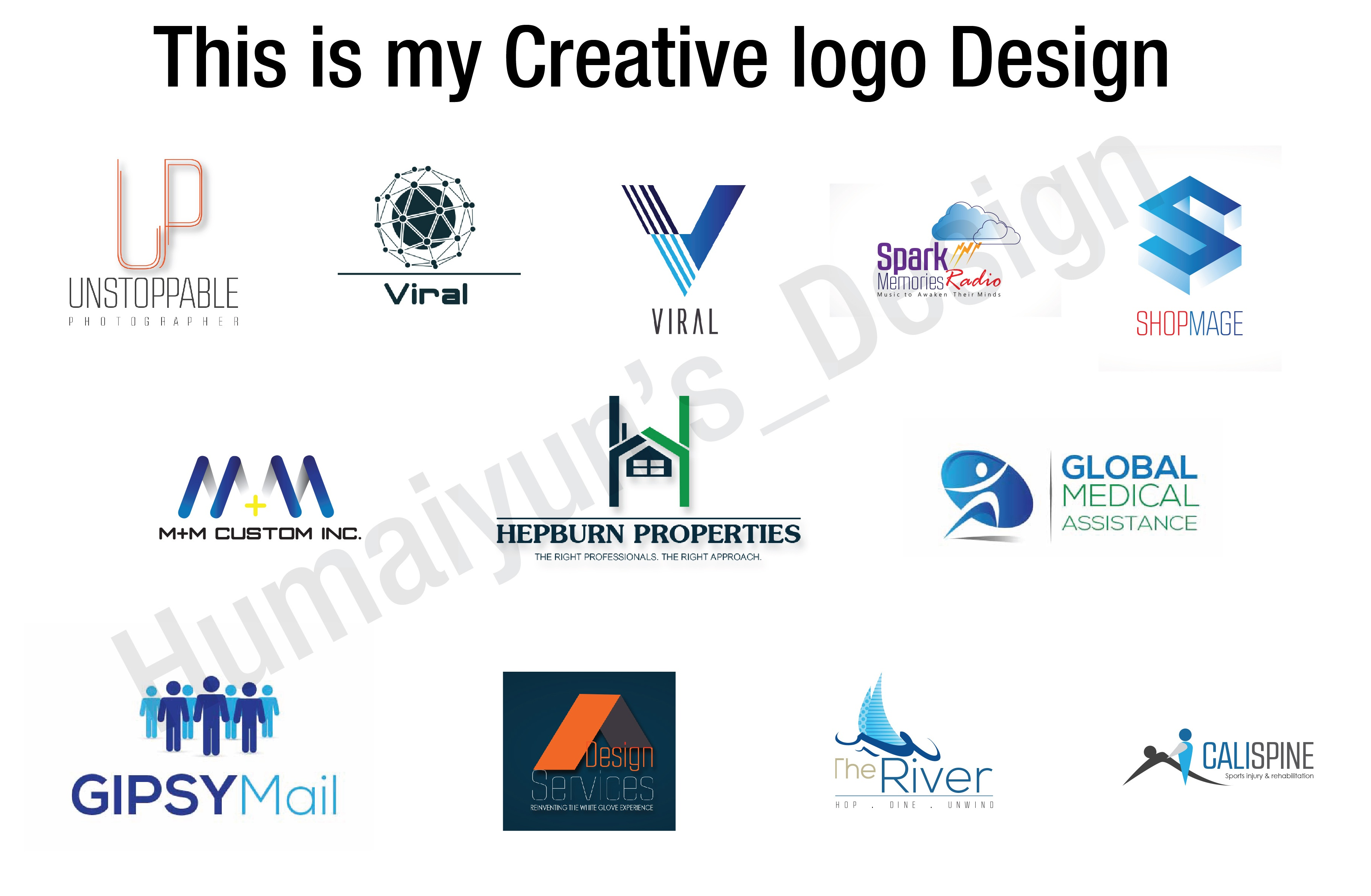 Give Professional Logo Design Cheap Rate Within 4 Hours
