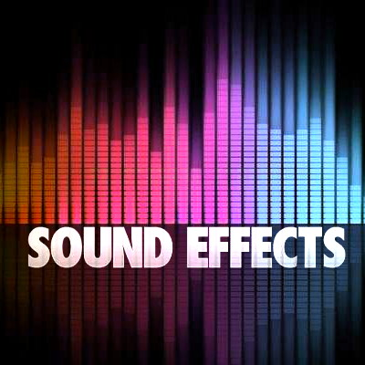 Great Sound Effects with all categories you need