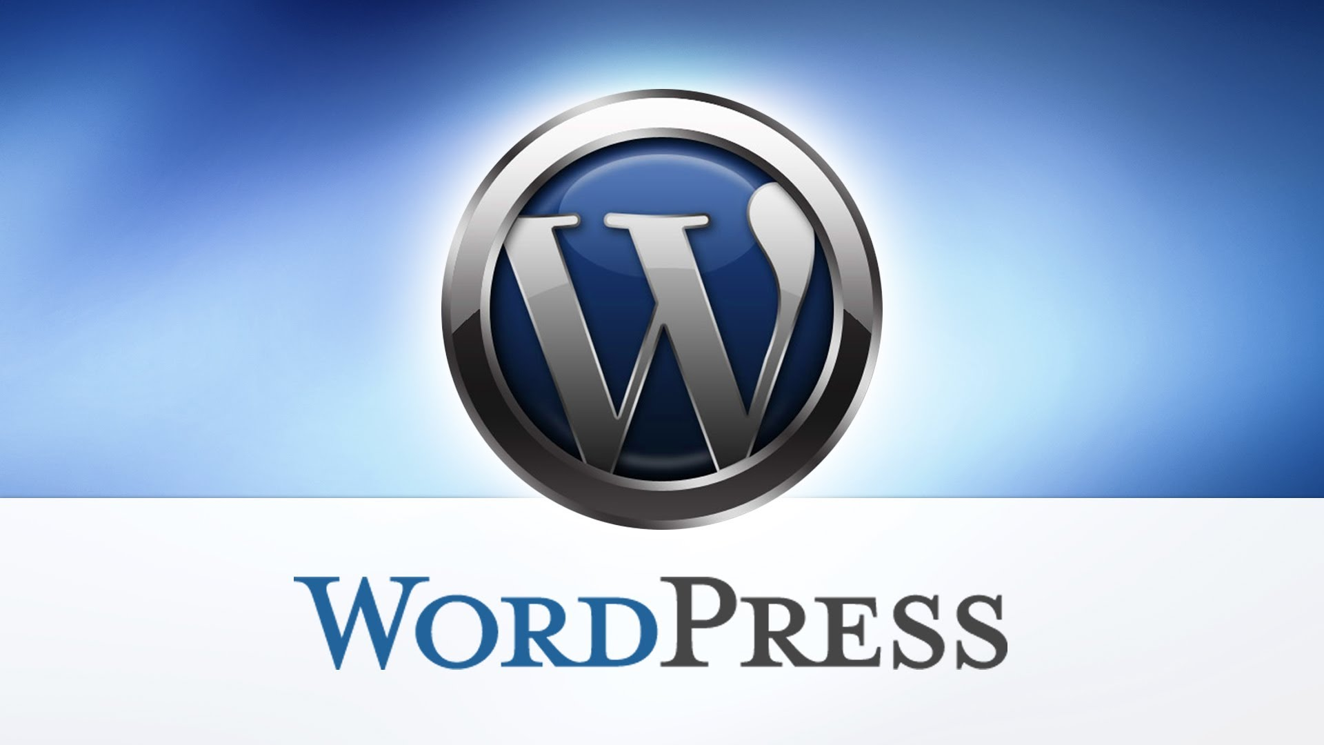 Install WordPress and Plugins