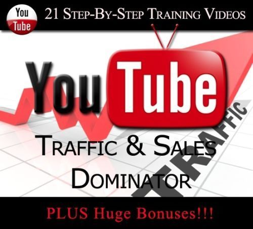 Learn How To Get Website Traffic & Sales Using YouTube 21 Training Videos