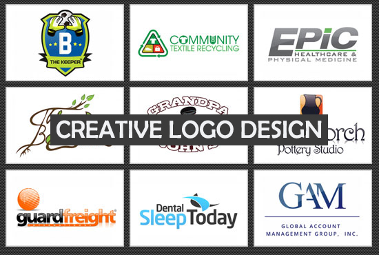 Design Creative, Modern and Professional Logo