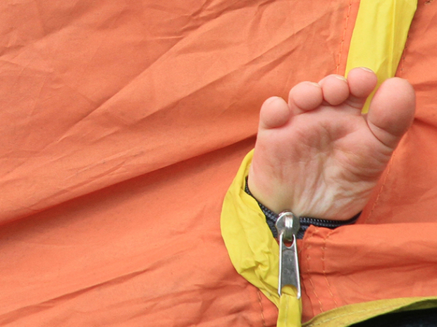 How To Fix Tent Zips That Malfunction