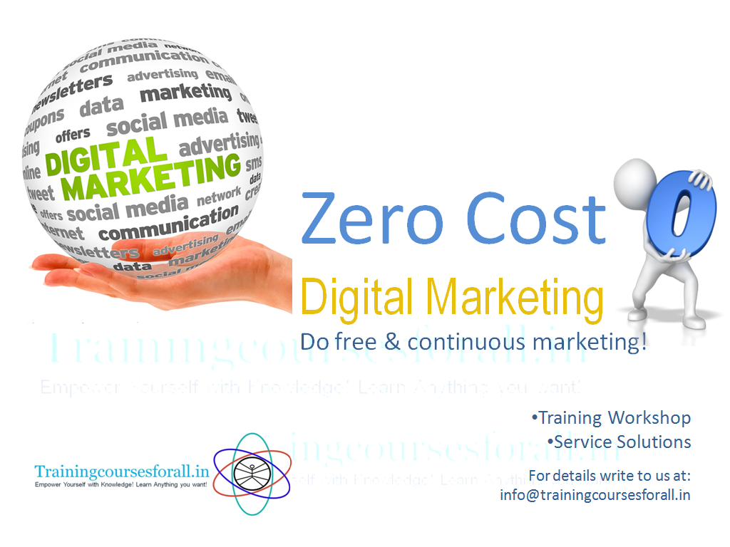 Zero Cost Marketing Solutions