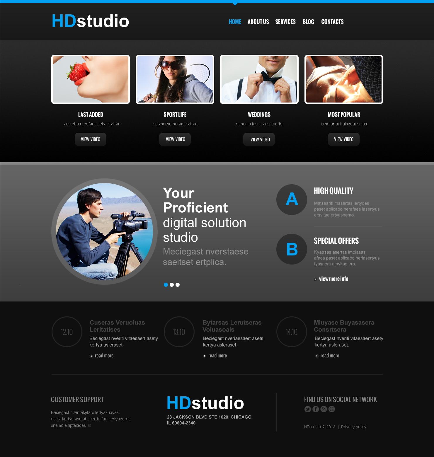 Custom Redesign offer