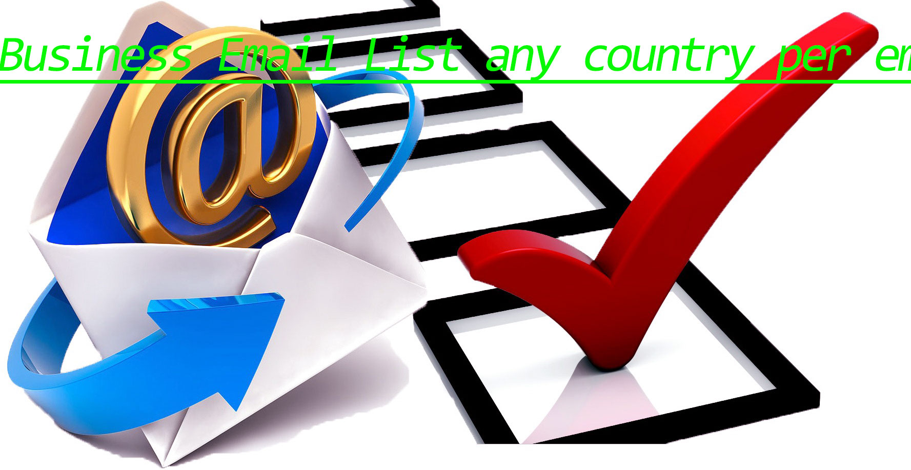 Business Email List any country