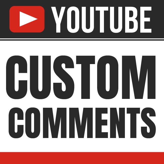 YouTube Open your comments for feedback!