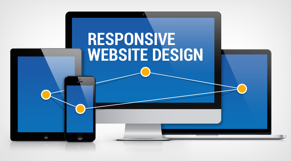 Website design with your layout and your design