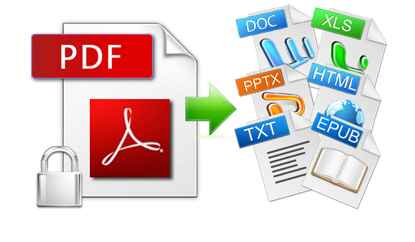 Convert PDF/ Scanned copy in to MS word, Excel, powerpoint