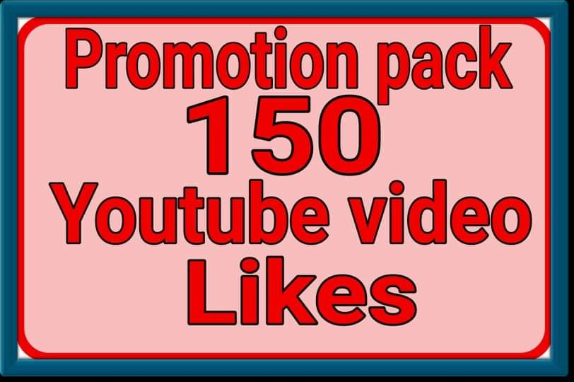 Add 150+ likes promotion pack refill guaranteed super fast delivery