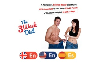 3week diet world