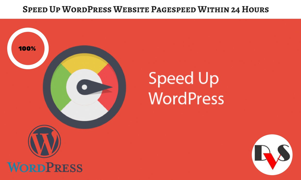 Speed Up WordPress Website Pagespeed Within 24 Hours