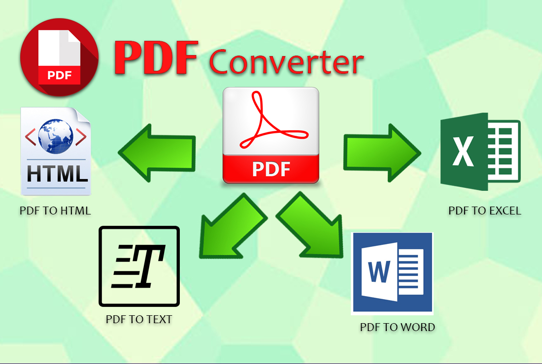 pdf to word excel converter online