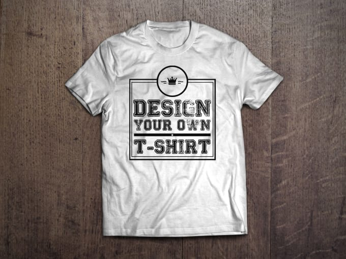 I will design amazing T Shirt