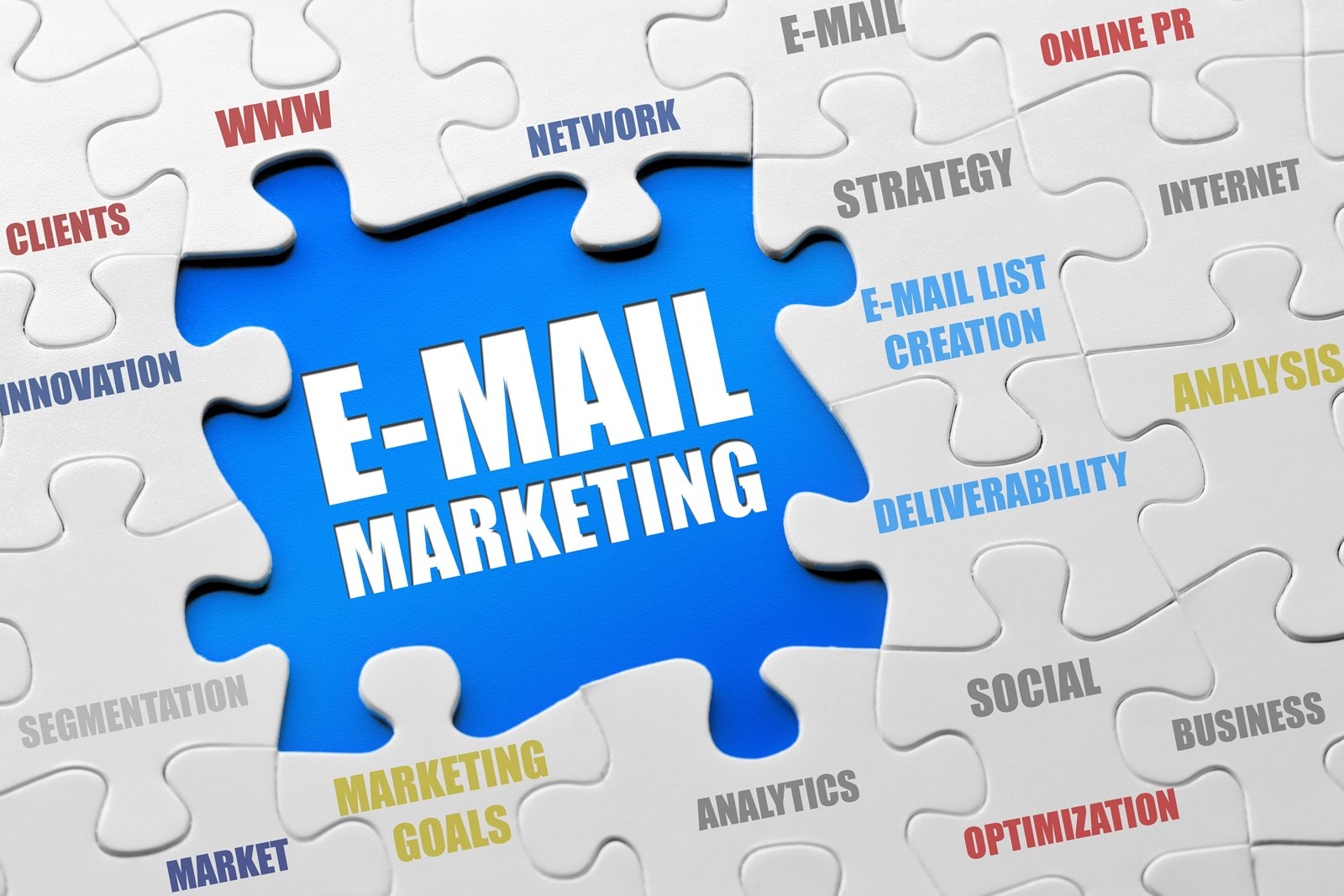 do Email Marketing for your business