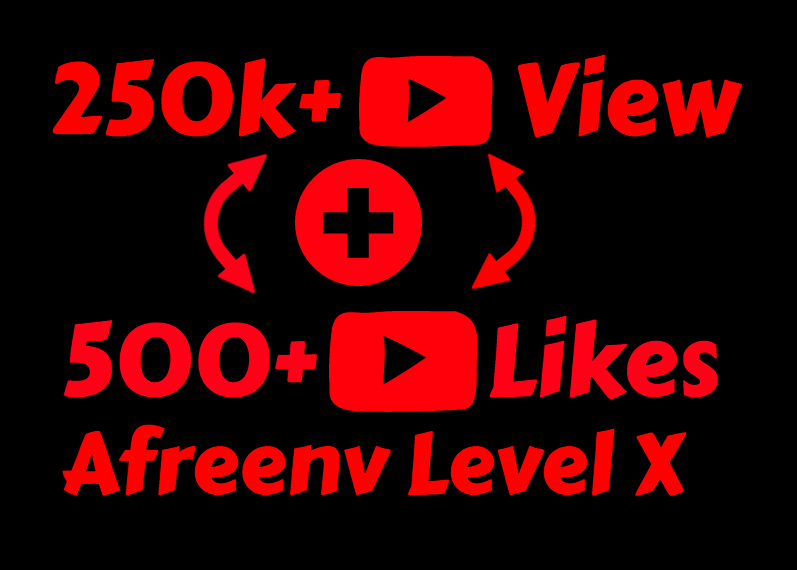 add 250,000 High Quality and High Watch Time Youtube vi ews