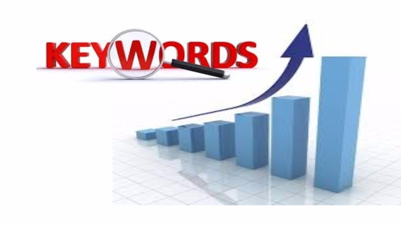 whited Keyword Research and top competitor analysis