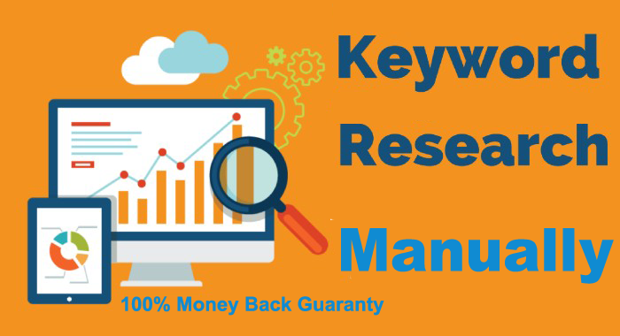 Find The Best Keywords For Your Business Or Website Manually