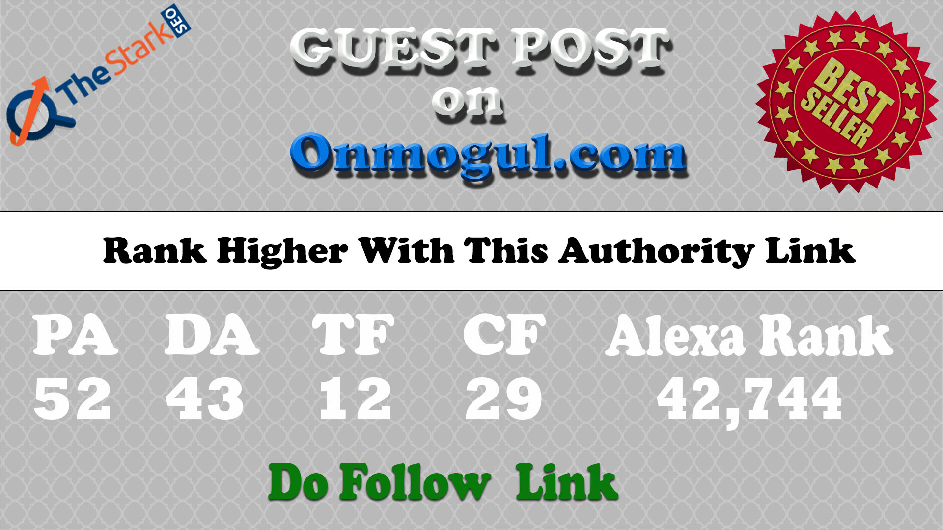 Write and Publish a Guest Post at Onmogul. com DA 43 Site Do-Follow Link
