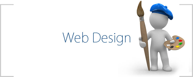 Website design with your layout and your design for 8