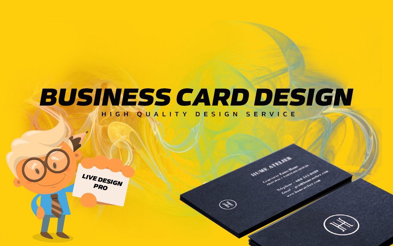 High Quality Business card Design for $10 - SEOClerks