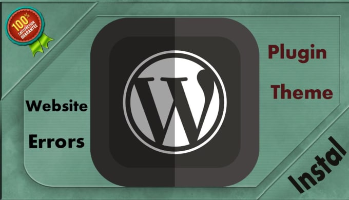 install WordPress theme and plugins