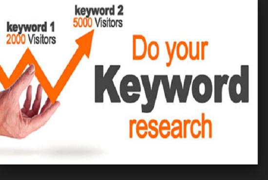 GET 5 HIGH SEARCH VOLUME Keyword