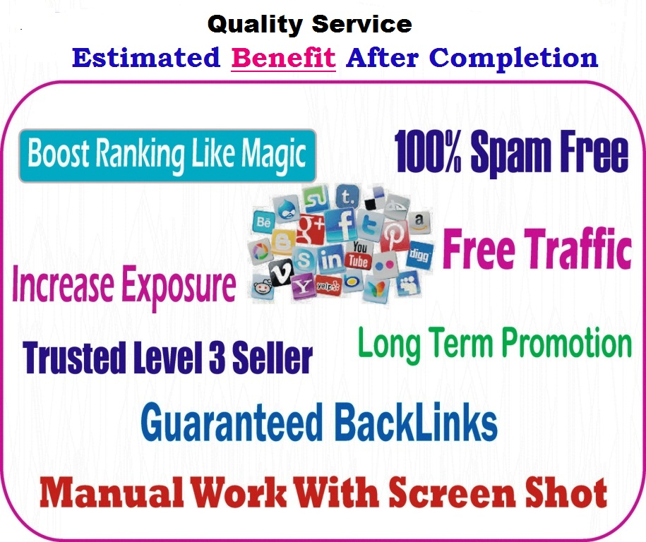 All-in-One Article Service - Guaranteed Exposure Unlimited Traffic and Quality Backlinks - Write and submit your Article - One Kind Service From Seoclerks APPROVED Seller - Limited Time Offer!