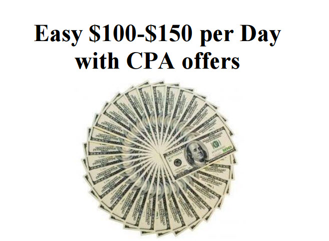 Earn 100$ per day easily