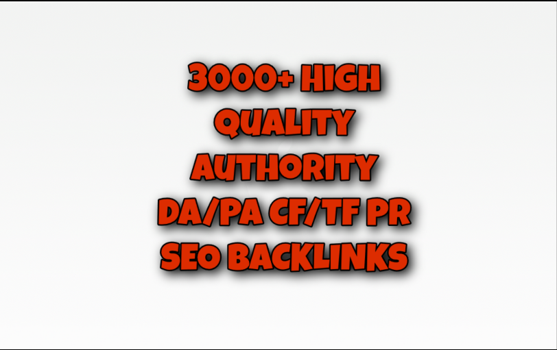 Provide 30,000 GSA Ser High, Authority Backlinks