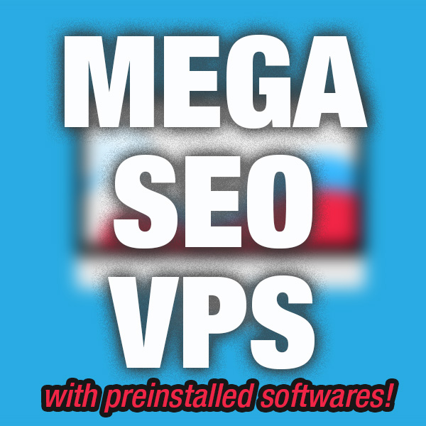 Powerful  SEO VPS -30 GB RAM- with Moz Pro*- Scrapebox - Market Sam PREINSTALLED + 50 SEO Tools