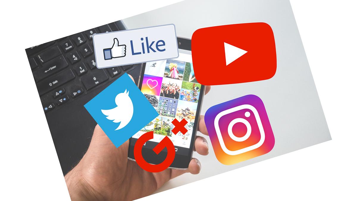 Social Media Boosting in real ways at
