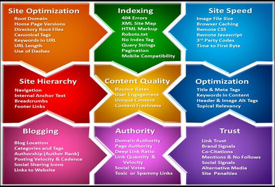 Provide Full SEO Audit Report With Action Plan